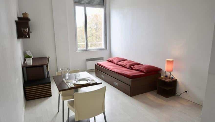 location studio à Toulouse